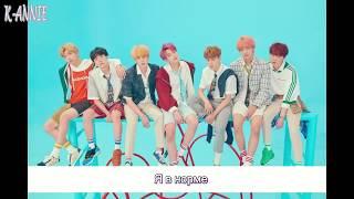 [RUS SUB] BTS - I'm Fine (рус.саб)