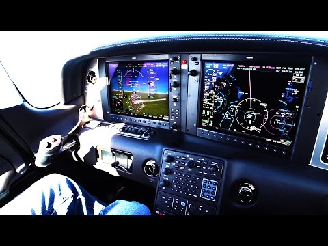 2015 Cirrus SR22T | Taking a Spin for Lunch