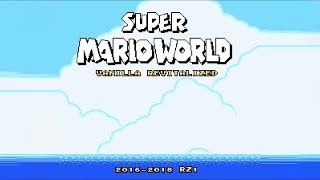 SMW: Vanilla Revitalized (Demo) (Longplay) • Super Mario World ROM Hack