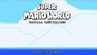 SMW: Vanilla Revitalized (Demo) (Longplay) • Super Mario World ROM Hack