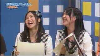 あるあるYY動画(木曜日) HKT48 穴井千尋 植木南央 20120524