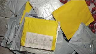 Распаковка посылок с AliExpress ПОСТУПИЛА ПО СВИНСКИ бижутерия для маникюра