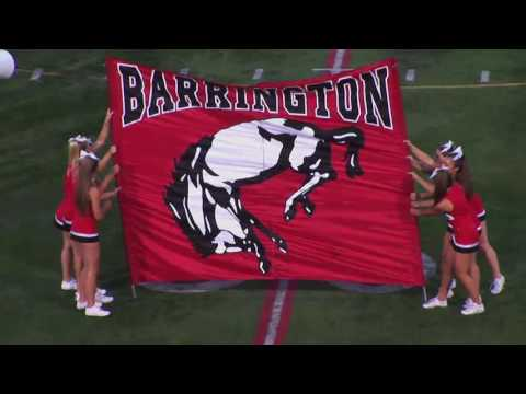 Barrington vs Glenbrook South Football 8 26 16