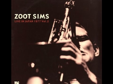 Zoot Sims Quintet, Live in Tokyo