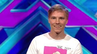 Benas Malakauskas | X Faktorius 2018 m. ATRANKOS | 3 serija