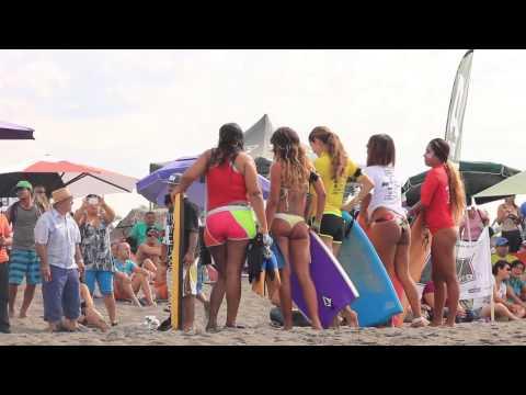 Damas Primero Surf Contest