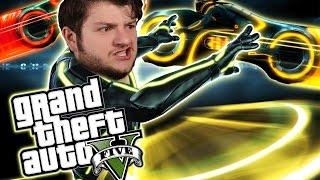 GTA 5 Funny Moments | I'M SO HARD RIGHT NOW! (Custom Game)