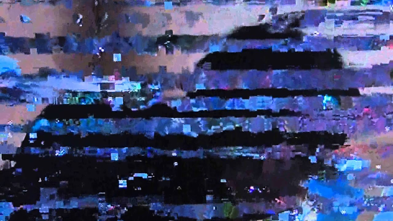 Digital Video Glitch