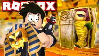 LOKIS ' TURMY AND THE MUMMY'S MYSTERY | ROBLOX-Time Travel Adventures