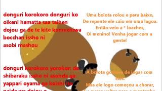 Música infantil donguri korokoro.