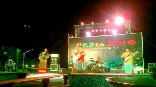 Ambar, a beautiful song by Raghu Dixit @ Infosys