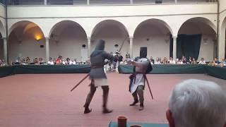 Antichi Popoli: Duelli medievali a Empoli. 2017 Video 1 di 3