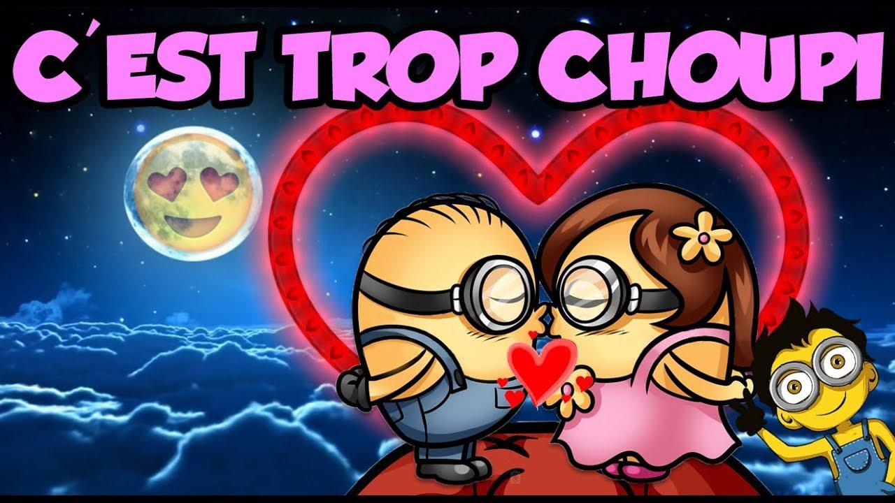 Les minions la chanson des amoureux youtube - Les minions amoureux ...