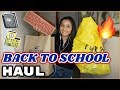 HUGE BACK TO SCHOOL TRY ON HAUL!!