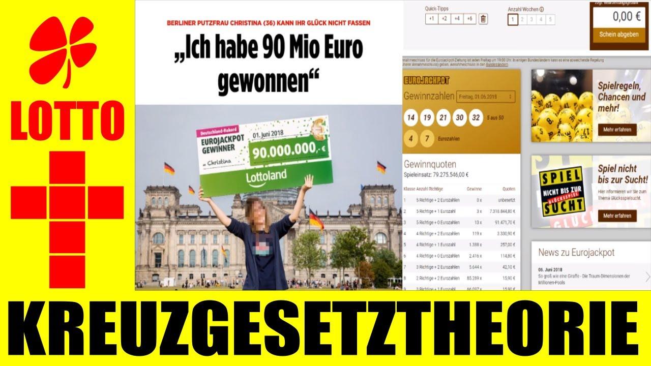 Eurojackpot Strategie