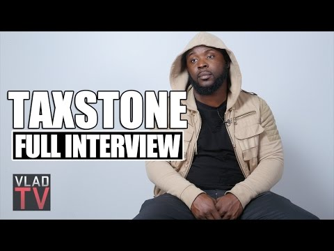 'The Vlad Couch' ft. Taxstone (Full Interview)