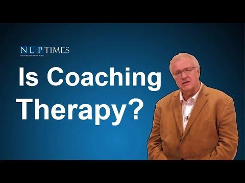 NLP Coaching: Is coaching therapy?