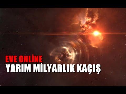 Eve Online Türkçe - Yarım Milyarlık Kaçış!