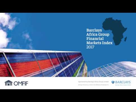 Barclays Africa Group Financial Markets Index launch - Maria Ramos