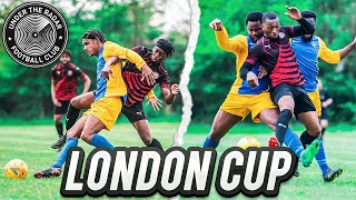 IS THIS A RED CARD?!?!?🔴😨😨 LONDON CUP 3RD ROUND VS AFC HAMMERSMITH ! ⚽⚡ - UNDER THE RADAR FC!