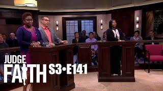 Judge Faith - Caterer Left a Bad Taste; Smashed (Season 3: Episode #141)
