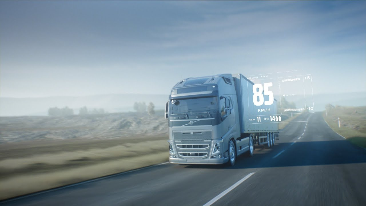 Volvo Trucks - I-See updated and improved
