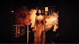 Monica Bellucci Backstage 2021