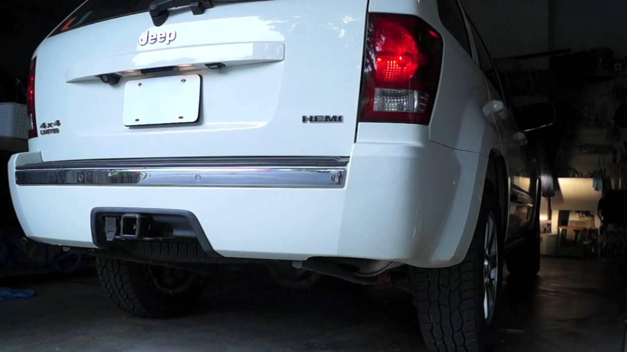 Flowmaster Super 44 On 2008 Jeep Grand Cherokee Limited W