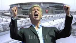 Arsene Wenger sings 'Let it Go'  Cesc Fabregas edition
