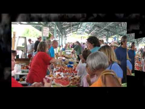 Overland Park Farmers Market & The Good Sam Club 2010 w Jimmy Lacy