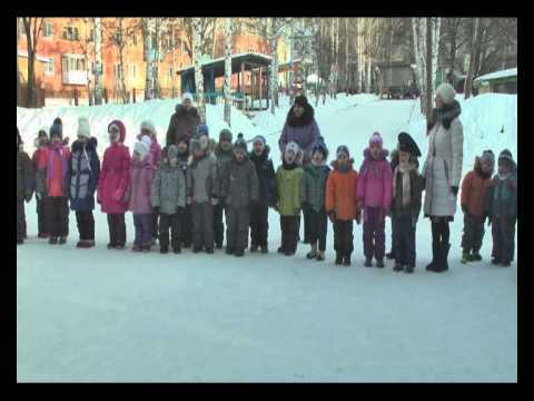 "Игра ""Зарница"" в детском саду №30"