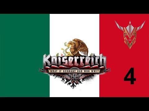 Hearts of Iron IV - Kaiserreich - Mexican Socialist Empire - 4