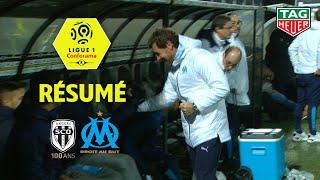 Angers SCO - Olympique de Marseille ( 0-2 ) - Résumé - (SCO - OM) / 2019-20