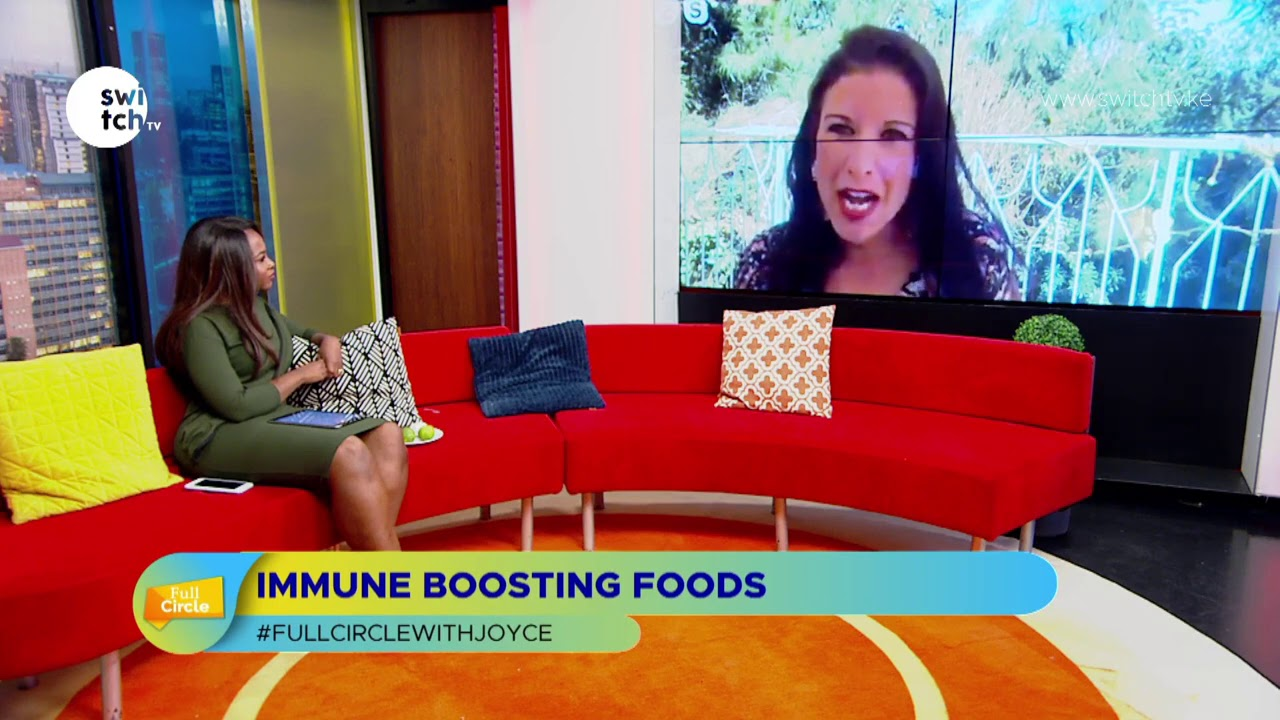Foods that will boost your immune system against Covid-19