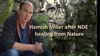 Hamish Miller after NDE   healing from Nature