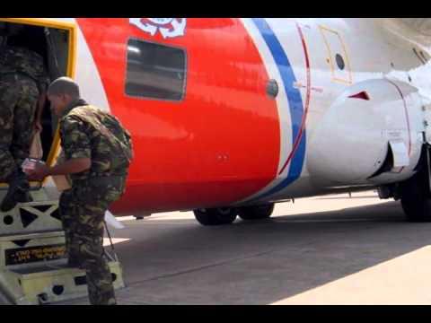 2008: Bermuda Regiment Aid Turks & Caicos