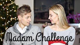Вызов! Барышня-мадам Challenge!