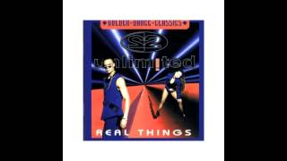 2 UNLIMITED - Real Things (Full Album)