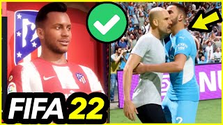 NEW FIFA 22 Confirmed Features, Details + News ✅ - Career Mode, Gameplay Features, New Faces & More