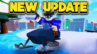 NEW SEASON 5 UPDATE! (ROBLOX Mad City)