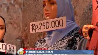 Download Video Model Gamis Seruti, Baju Koko 'Wakanda & Black Panther' Diburu Masyarakat Jelang Lebaran - BIP 01/06 MP3 3GP MP4