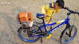 How to Make 80cc Bike from Old Bike