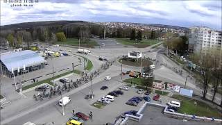 Велопробег в честь открытия велосезона 2015