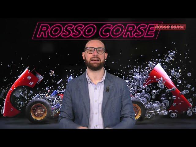 Rosso Corse Puntata del 19 Aprile 2021