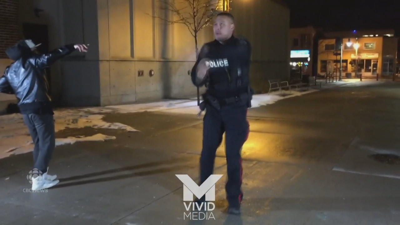 Dancing Police Officer Goes Viral Youtube