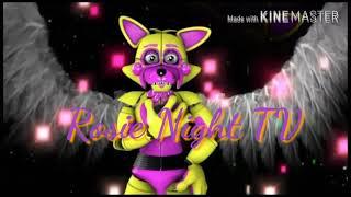 На конкурс Rosie Night TV