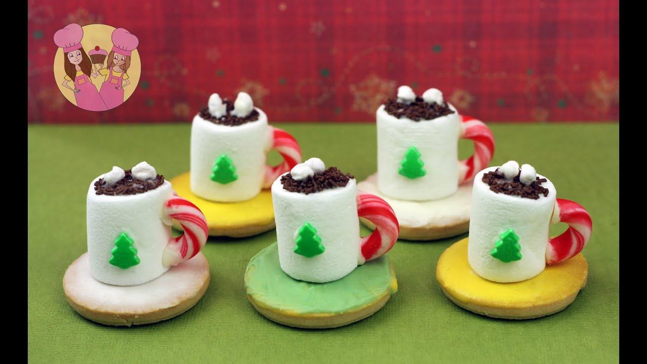 Christmas hot cocoa treats make mini hot chocolate cookie treats christmas hot cocoa treats make mini hot chocolate cookie treats for santa how to baking youtube solutioingenieria Gallery