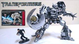 Transformers MP Movie Series MPM-09 JAZZ wotafa's review