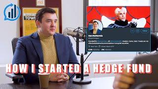 How I Started Mỳ Hedge Fund