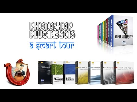 Photoshop Plugins 2016 Tutorial  Official Download